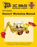JCB 3C MkIII Backhoe Loader 1977 onwards
