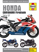Honda CBR1000RR Fireblade service and repair manual
