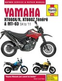 Yamaha XT600 & MT-03 service and repair manual