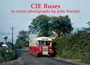 CIE buses in colour photographs by John Sinclair