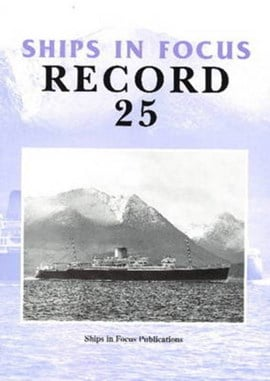 Ships in Focus Record 25 by Ships in Focus Publications