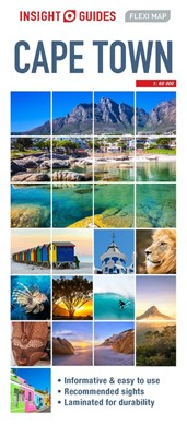 Insight Guides Flexi Map Cape Town by Insight Guides