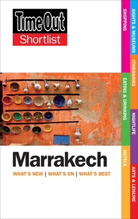 Marrakech by Claire Boobbyer