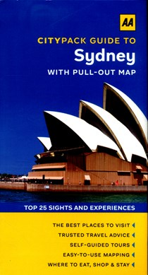 AA citypack guide to Sydney by Anne Matthews