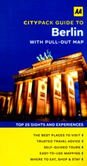 AA citypack guide to Berlin