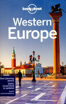 Western Europe Lonely Planet 12 ed by Lonely Planet