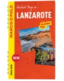 Lanzarote Marco Polo Travel Guide - with pull out map
