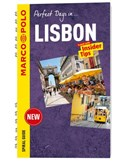 Lisbon Marco Polo Travel Guide - with pull out map