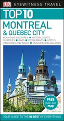 Top 10 Montreal & Quebec City