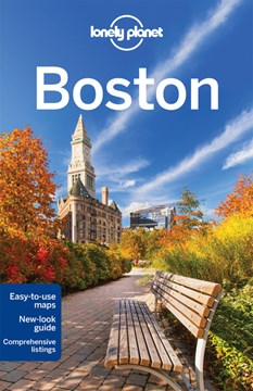Boston Lonely Planet  6 ED by Mara Vorhees