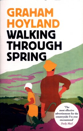 Walking through spring by Graham Hoyland