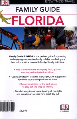 Family Guide Florida Eyewitness Guide by DK Travel