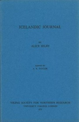 Icelandic Journal by Alice Selby