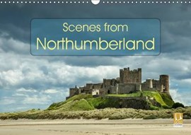 Scenes from Northumberland 2017 by Andrew Kearton