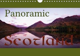 Panoramic Scotland / UK-Version 2018 by Martina Cross