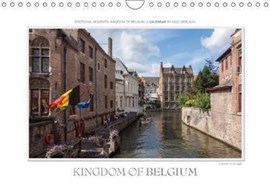 Emotional Moments: Kingdom of Belgium / UK-Version 2018 by Ingo Gerlach