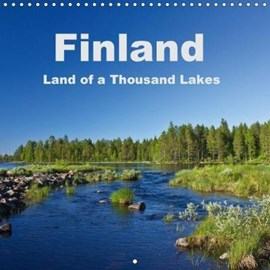 Finland - Land of a Thousand Lakes 2018 by Anja Ergler