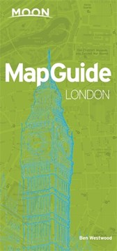 Moon mapguide London by Ben Westwood