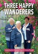 Three happy wanderers