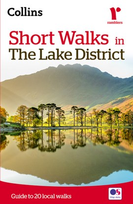 Short walks in the Lake District by John Parker