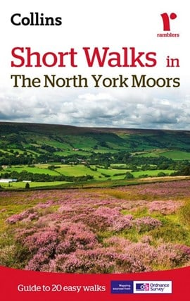 Short walks in the North York Moors by Collins Maps