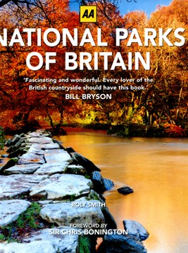 AA national parks of Britain by Roly Smith