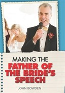 The things that really matter about making the father of the bride's speech