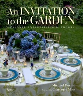 An invitation to the garden by Michael Devine