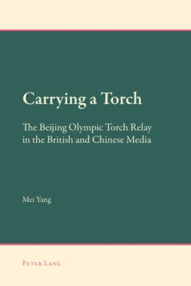 Carrying a torch by Mei Yang