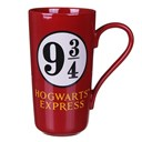 Mug Latte Boxed Ceramic  Harry Potter Platform 9 3/4