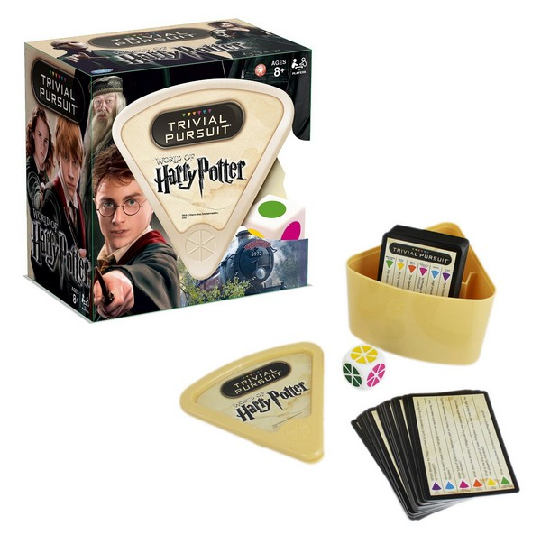harry potter trivial pursuit ultimate edition release date uk