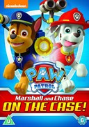 Paw Patrol Marshall and Chase