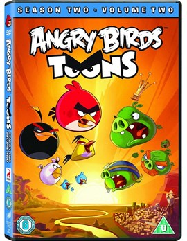Angry Birds Toons S2 Vol 2