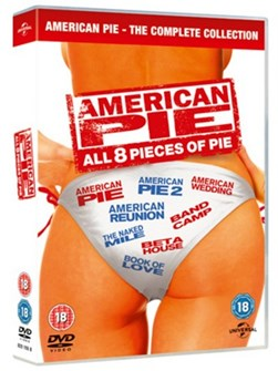 AMERICAN PIE 1 8 THE COMPLETE BOX SET