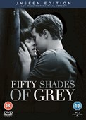 50 Shades of Grey DVD