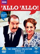 'Allo 'Allo! The Complete Collection Series 1-9
