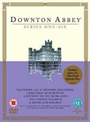 Downton Abbey: Series 1-6 DVD Boxset