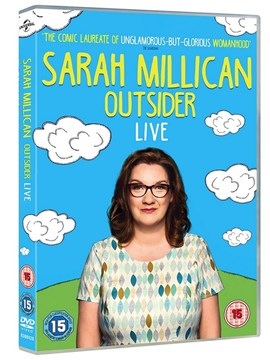 Sarah Millican Outsider Live