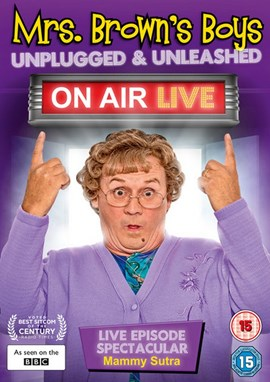 MRS BROWNS BOYS LIVE EPISODE 2016