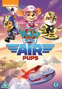 PAW PATROL: AIR PUPS DVD
