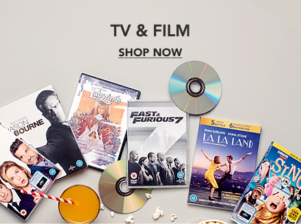 Buy CDs & DVDs Online | Shop New DVD Releases | Eason