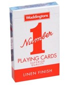Waddingtons No 1 Playing Cards