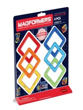 Magformers Magformers Square 6pc