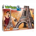 Wrebbit 3D Eiffel Tower 3D Puzzle