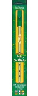Waltons Irish Tin Whistle Key of D