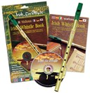 Waltons Tin Whistle Pk (Bk W & Cd)
