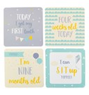 Busy B Milestone Cards