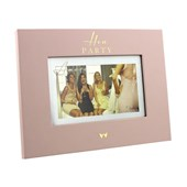 "Paperwrap Photo Frame Hen Party 6"" x 4"""