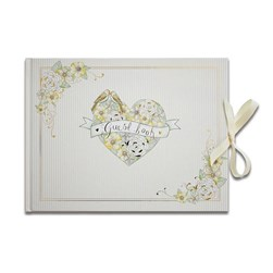 Rachel Ellen Wedding Guest Book