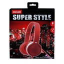 SUPER STYLE H/P INC MIC RED